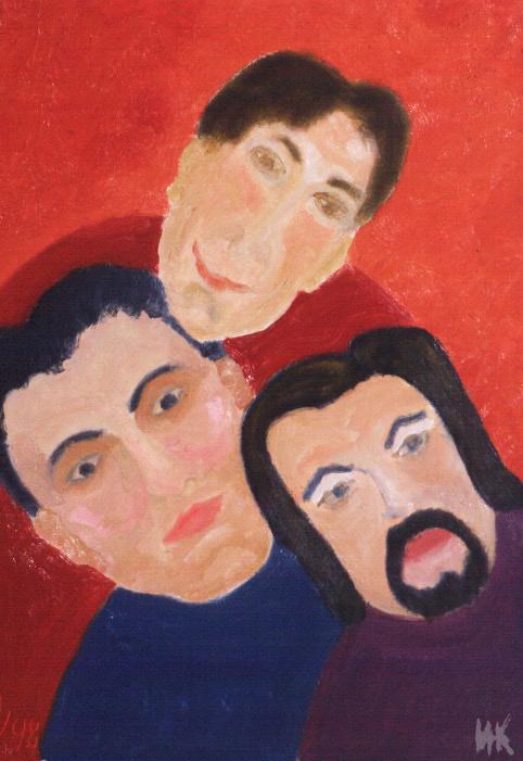 Three Musketeers. 1998