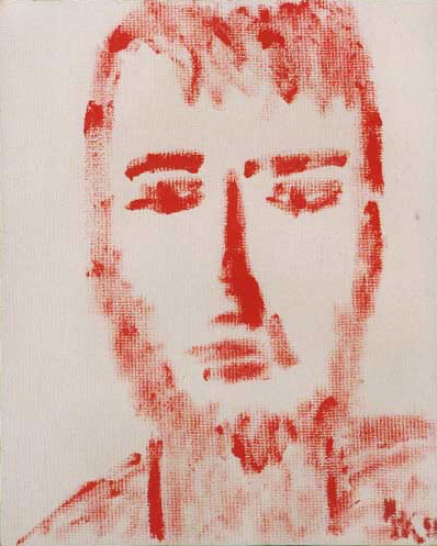 Vaidotas's Portrait. 1998