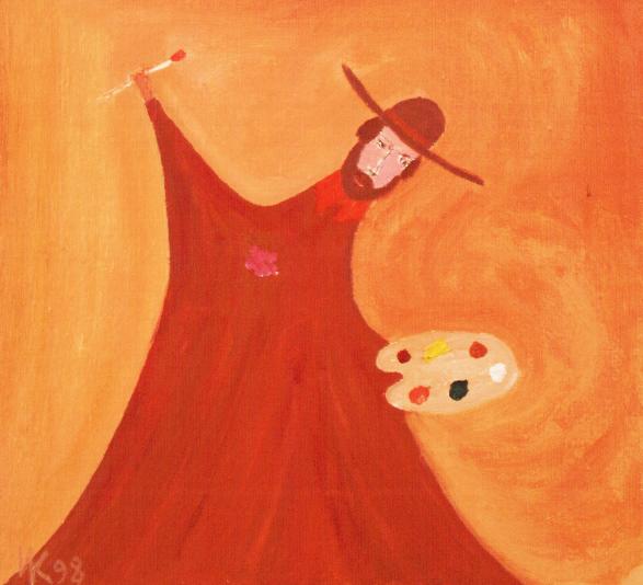 Painter. 1998