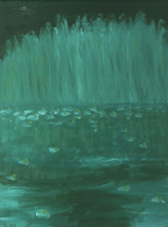 Pond. 1999