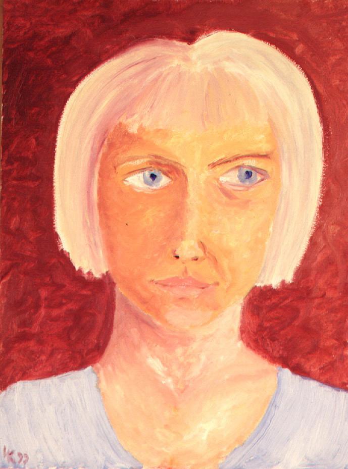 Liliana's Portrait. 1999