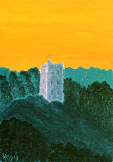 Forgotten Europe. Castle. 1999