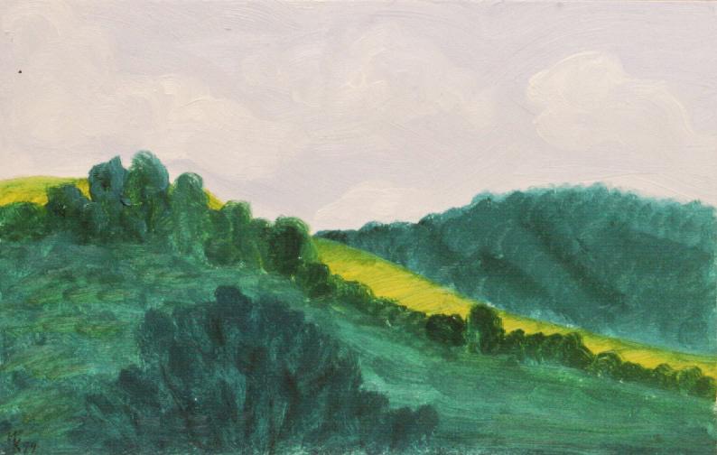 Landscape. 1999