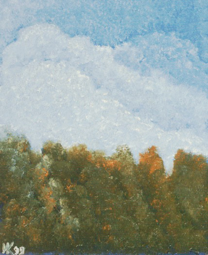 Autumn in Slovakia. 1999