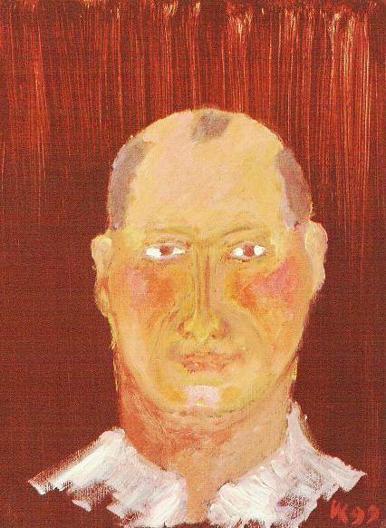 Miroslav's Portrait. 1999