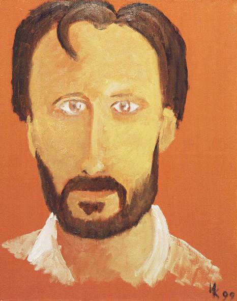 Fedukovich's Portrait. 1999