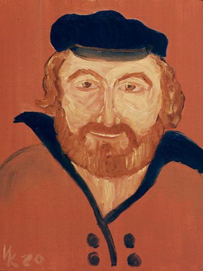 Tevye - the milkman. 2000