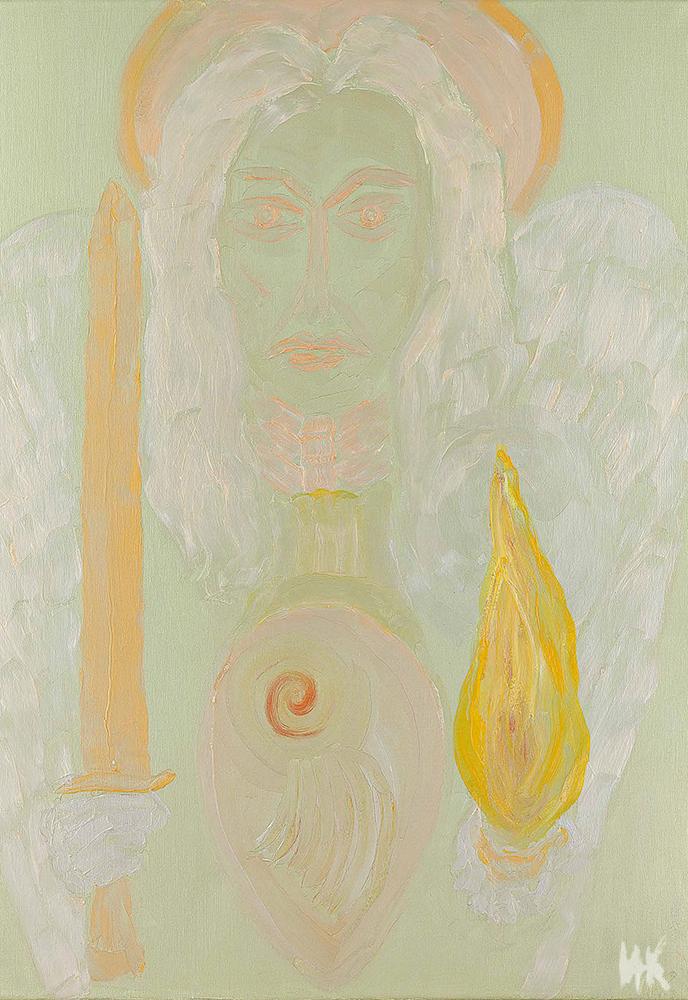 Uriel (80х60). 2010
