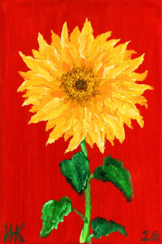 Sunflower. 2000