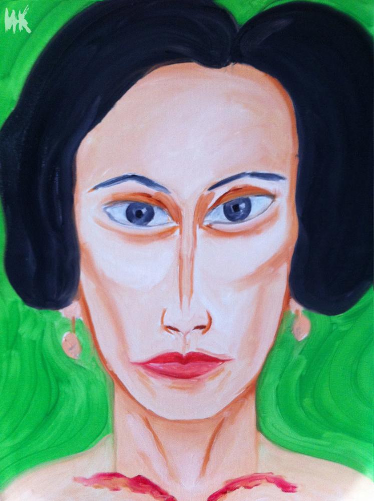 Portrait. 2013