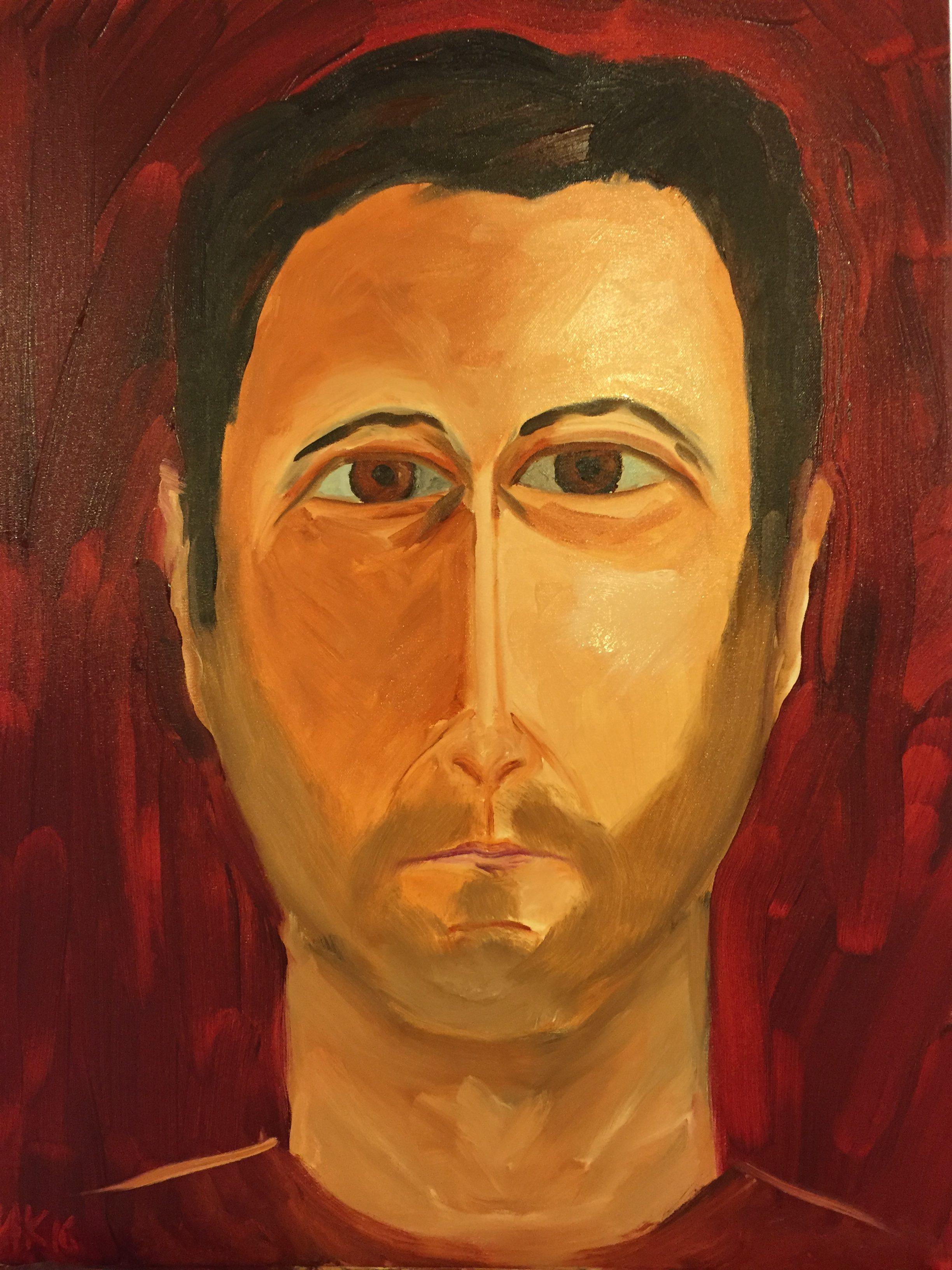 Портрет 2016