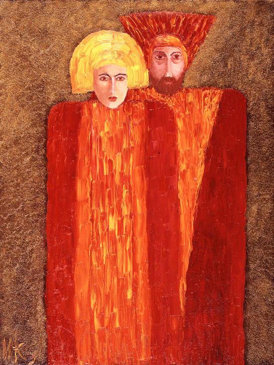 Fire People. 2003