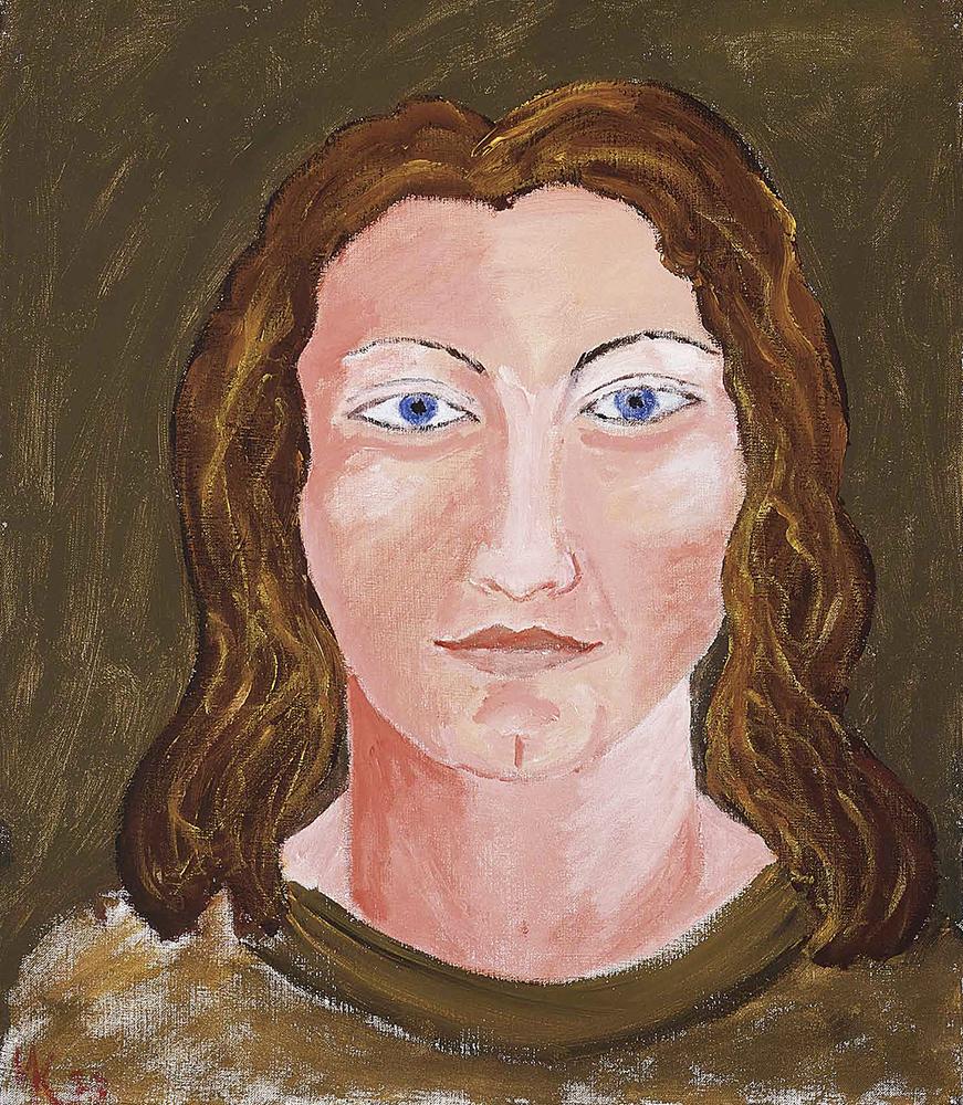 Simply Olya (70х60). 1999