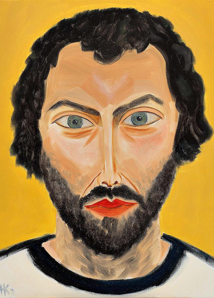 Roman's Portrait (80х60). 2009