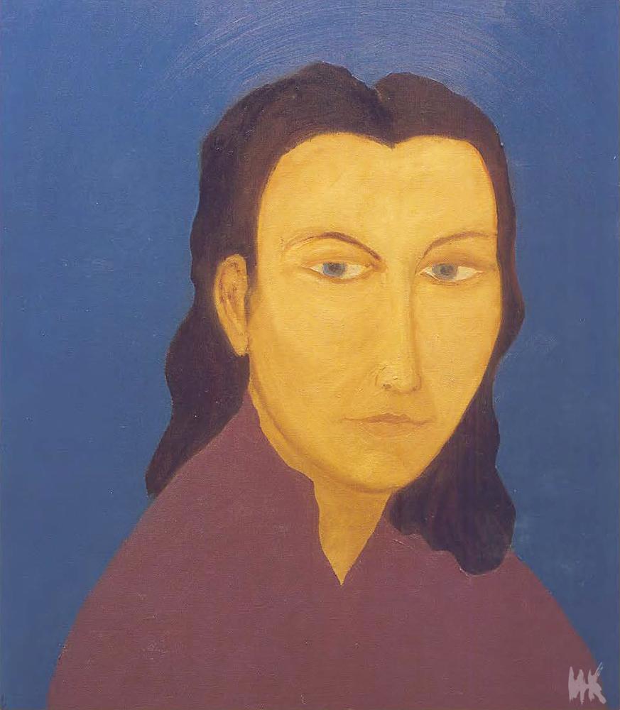 Enlightened (70х50). 2000