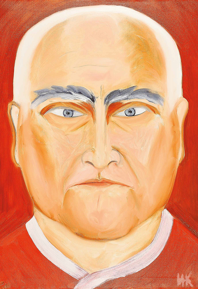 Portrait (80х60). 2010