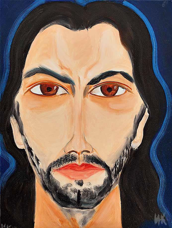 Portrait (80х60). 2009