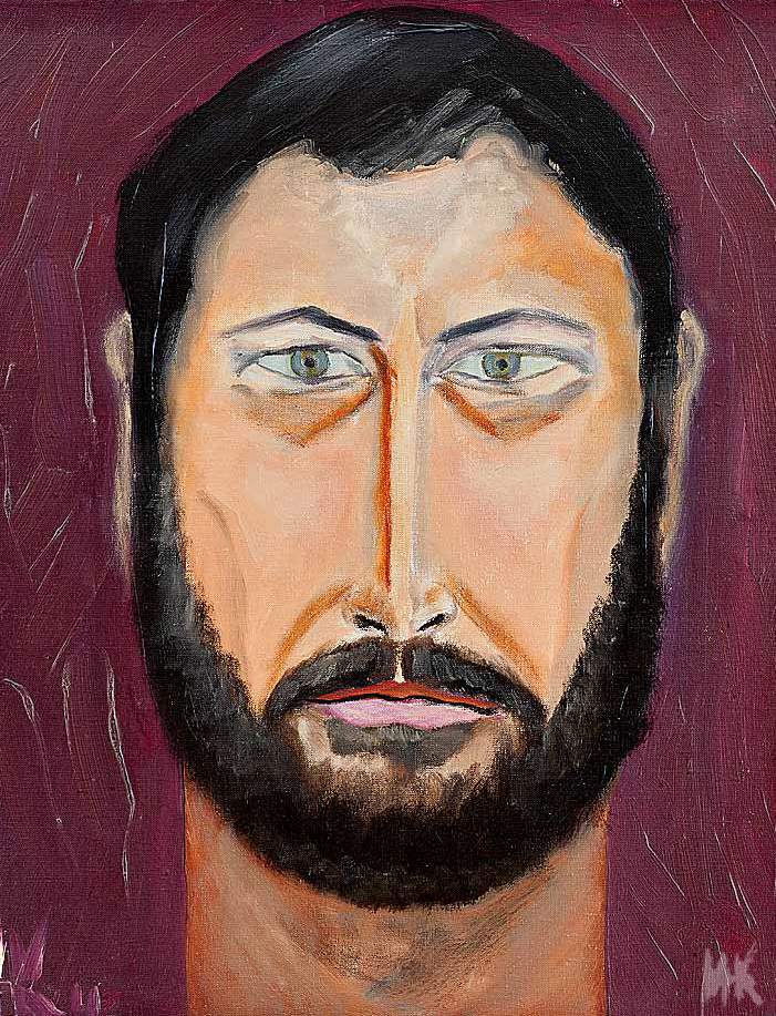 Portrait (70х60). 2010