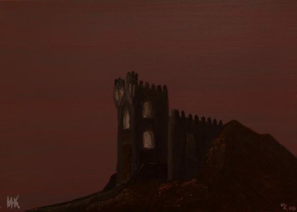 Mystery Castle. 2000