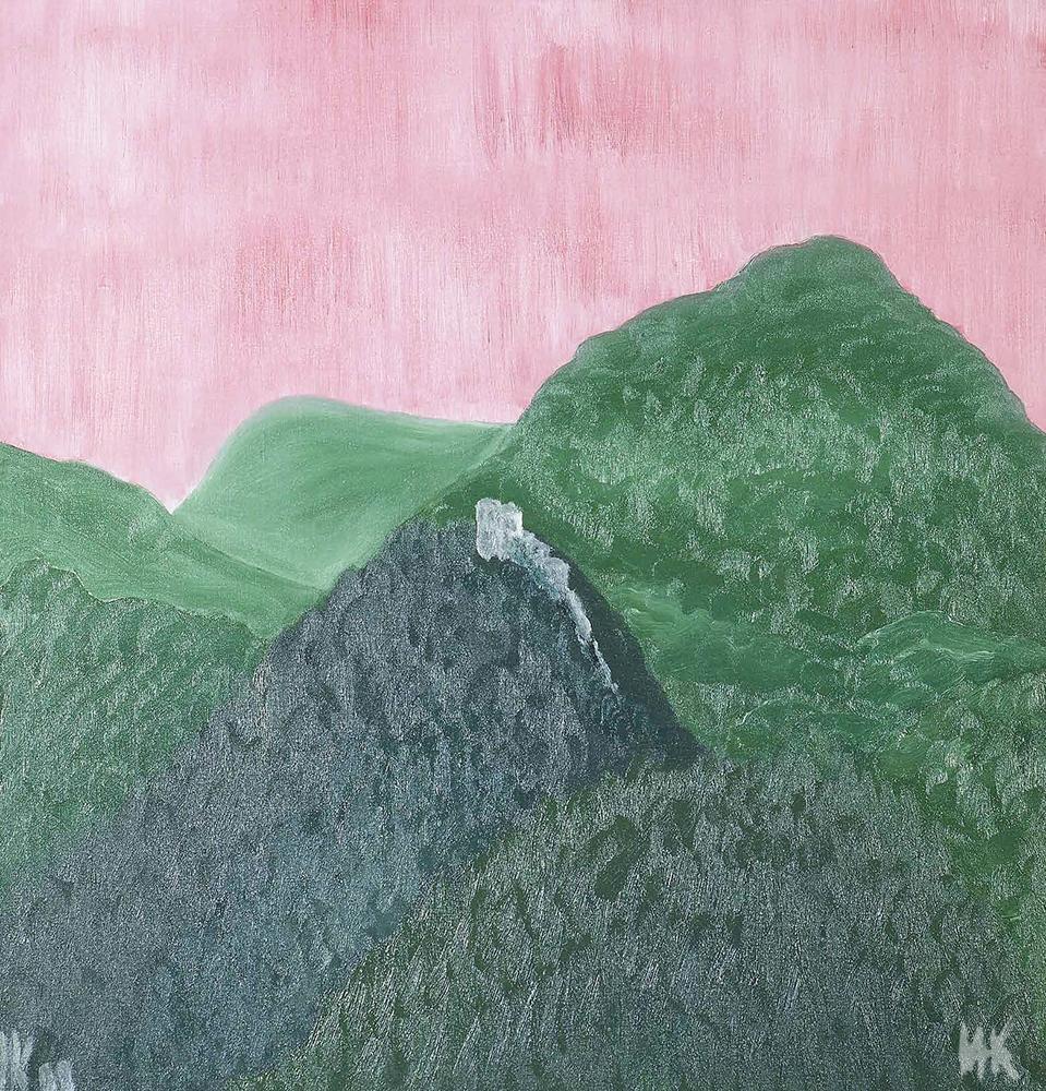 Loneliness,(60х60). 1999