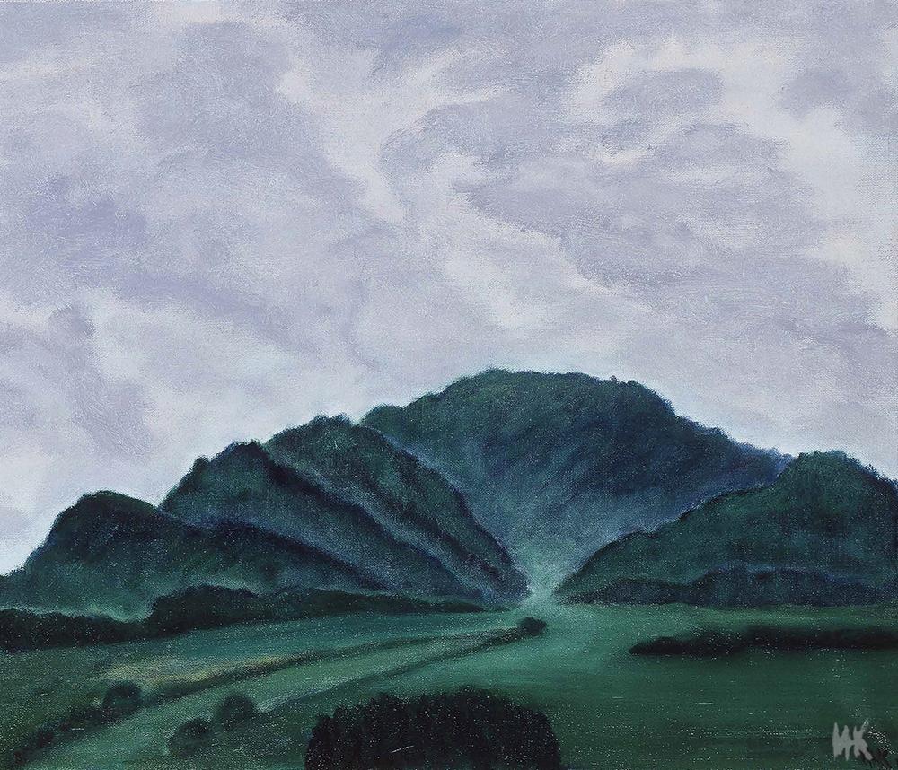 Pup Mount (50х60). 2001