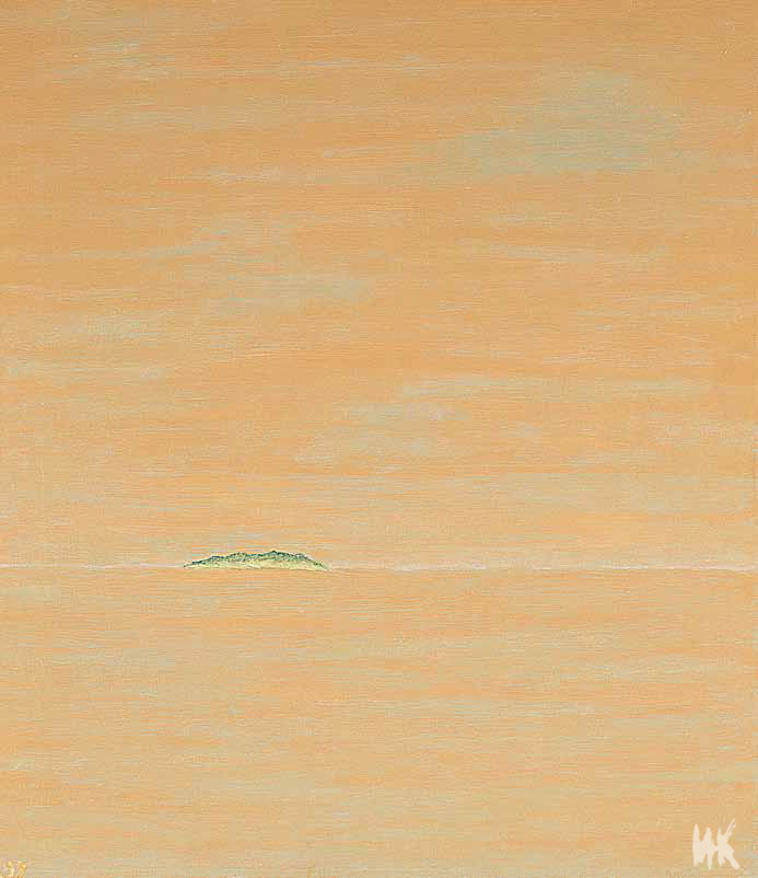 Treasure Island (60х40). 1999