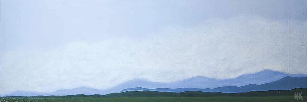 Turcianske Valley (70х210). 2000