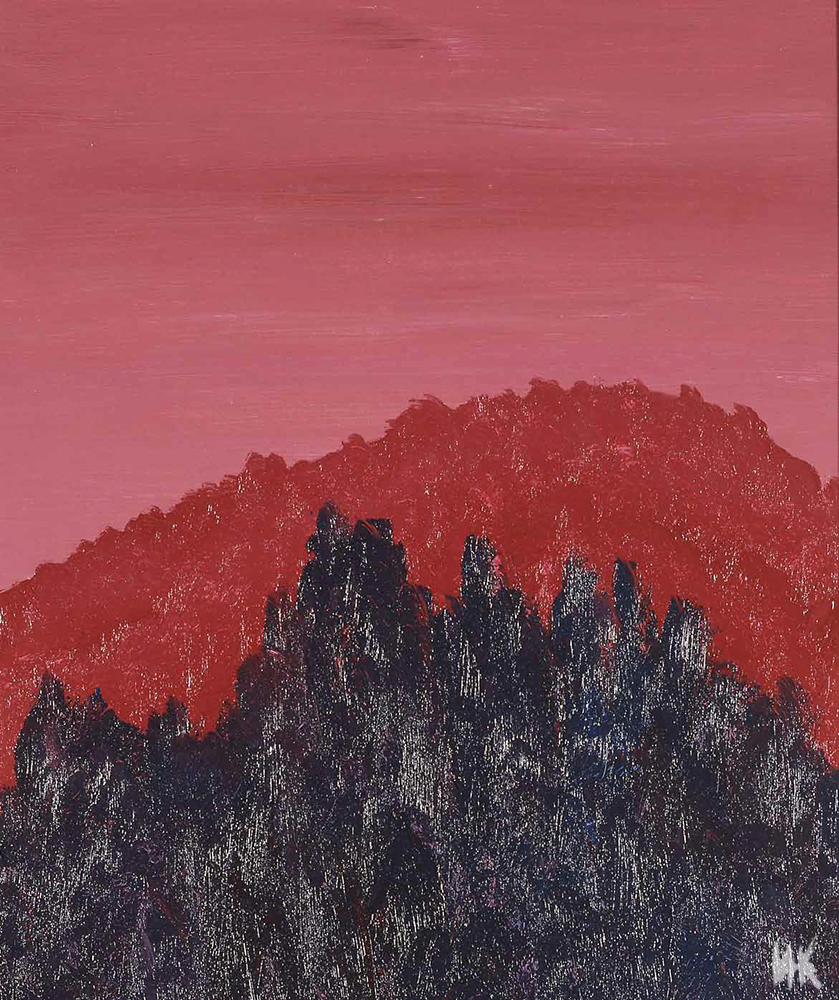 Enchanted Forest (60х40). 2000