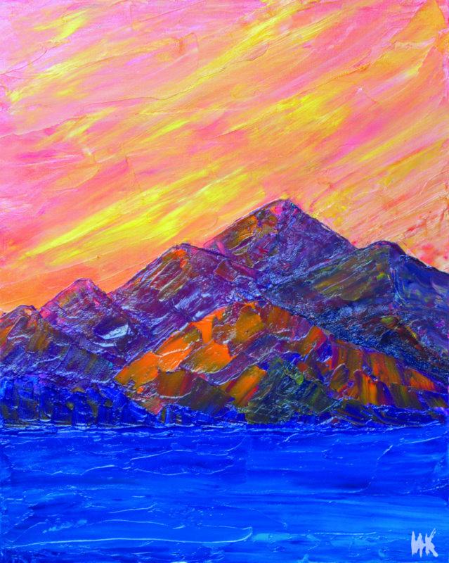 Golden Mount. 2005
