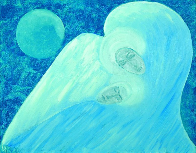 Tenderness (60х50). 2001