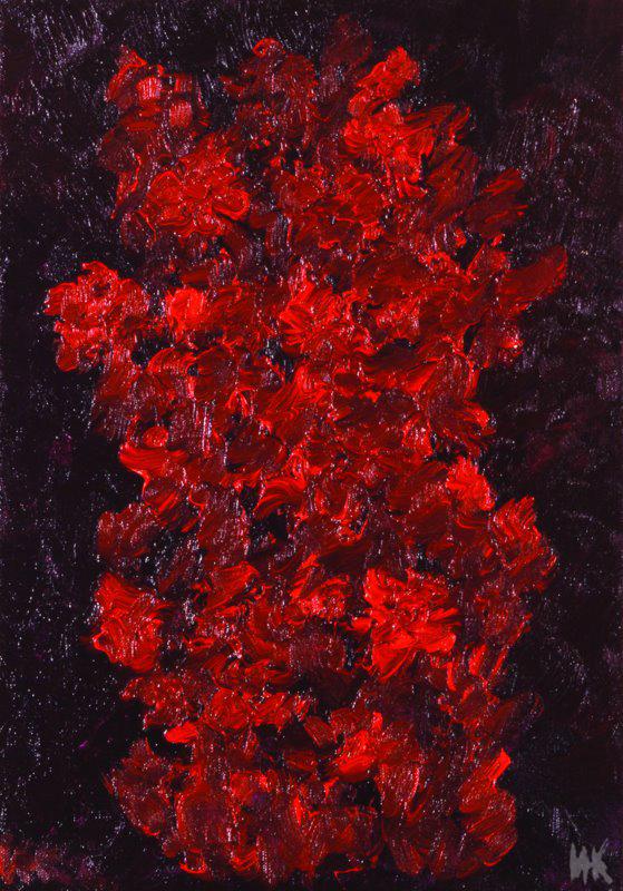 Nightly ( 50х35). 2002