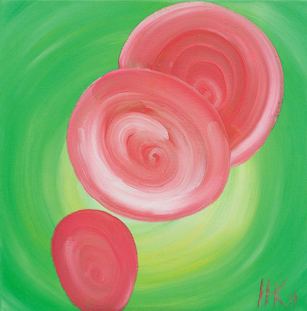 Joy (60х60). 2011