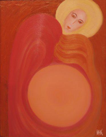 Woman's Flavor (100х100). 2007