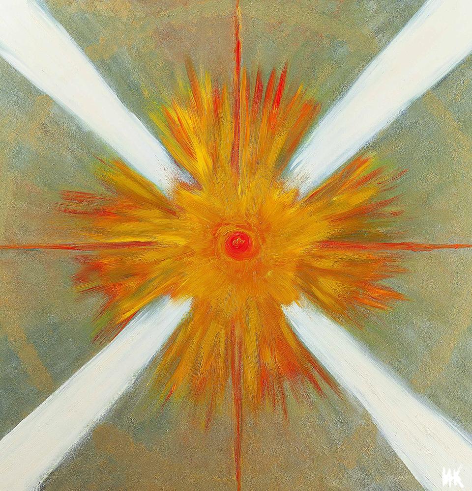 Star. The Birth (120х120). 2010