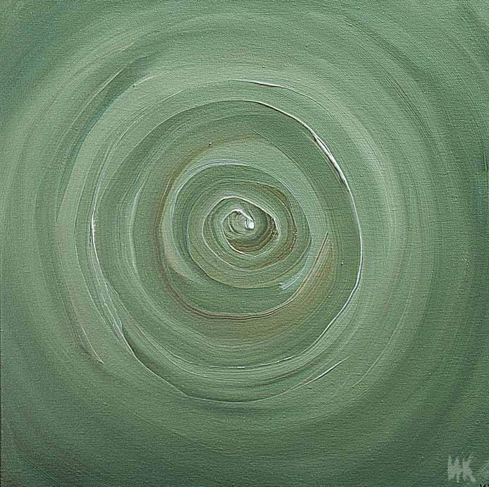 Snail (40х40). 2002