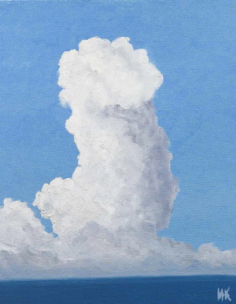 Alone II (60х50). 2000