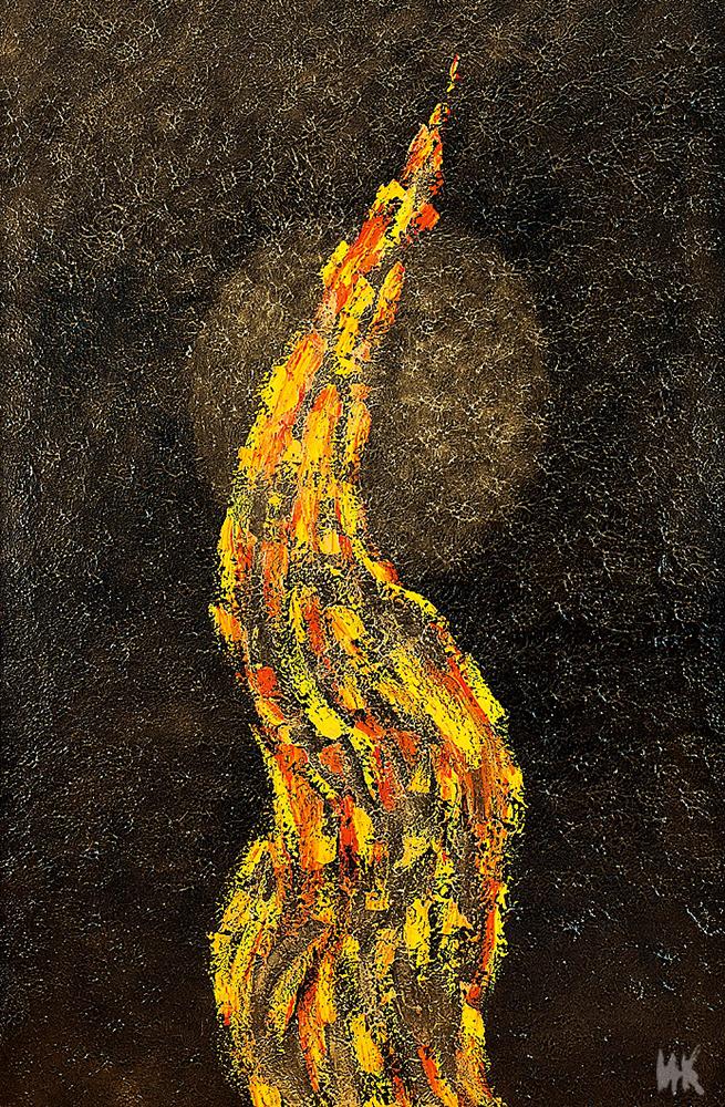 Fire (200х140). 2011