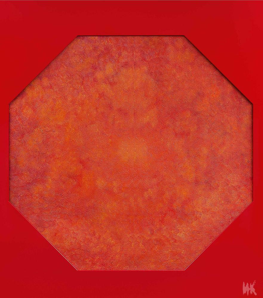 Primary (140х140). Triptych. 2005