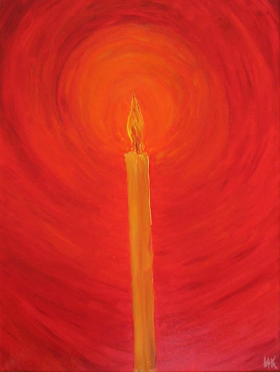Candle. 2000