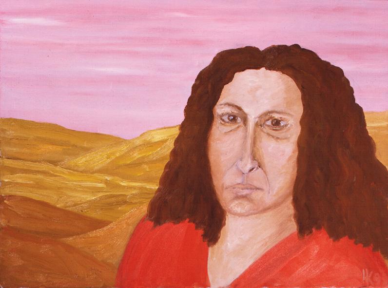 Eva's Portrait. 1999