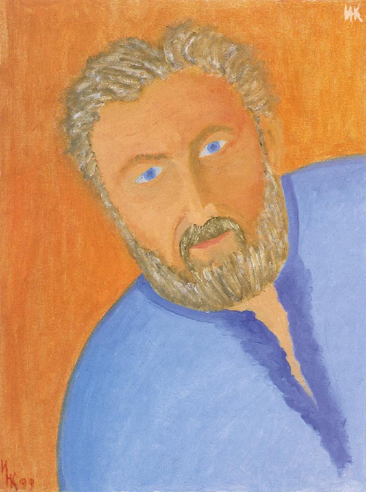Self-portrait. 1999