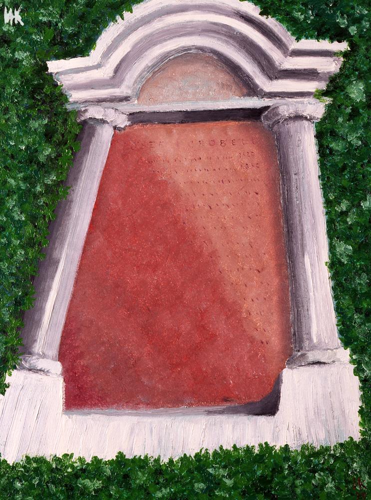Headstone. Forgotten Europe. 1999